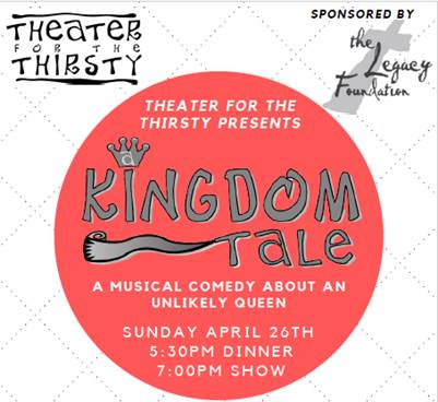A Kingdom Tale - Dinner Theatre