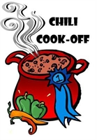 3rd Annual CRC Chili Cook-Off